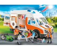 Playmobil, ambulanssi