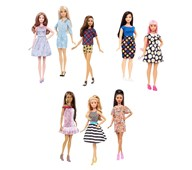 Barbie Fashionista, 3 kpl