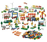 LEGO Education XL pakkaus