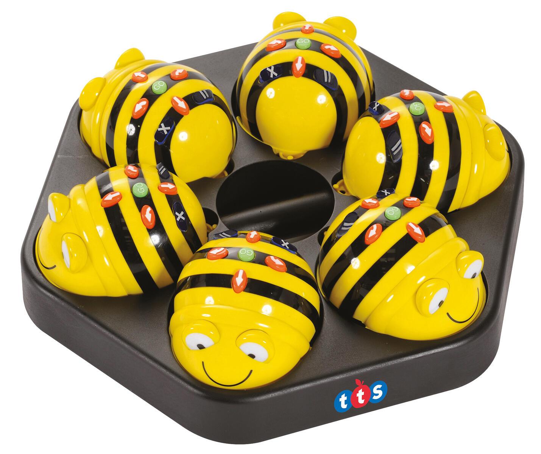 Bee-Bot-oppimisrobotit
